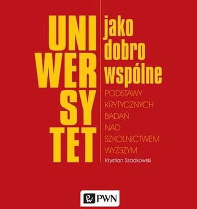 Dr. Krystian Szadkowski published a book