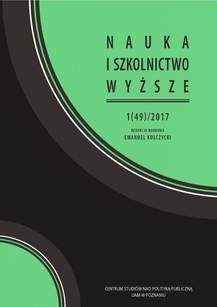 "Emanuel Kulczycki edited a new issue of ""Science and Higher Education"" (""Nauka i Szkolnictwo Wyższe"") on bibliometrics, scientometrics, and research evaluation!"